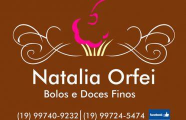 Natália Orfei Bolos e Doces Finos