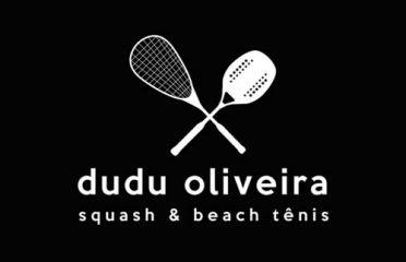 Professor de Beach Tennis Dudu Oliveira